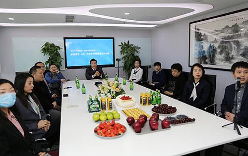 东方中科与全球知名厂商NI合作启航