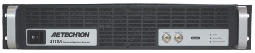 AE Techron 3110A 音频信号源