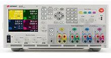 KEYSIGHT N6705B 直流电源分析仪,模块化,600 W,4 个插槽