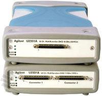KEYSIGHT U2300A系列 USB模块化多功能数据采集设备