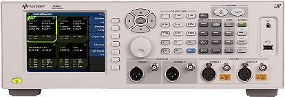 KEYSIGHT U8903B 音频分析仪