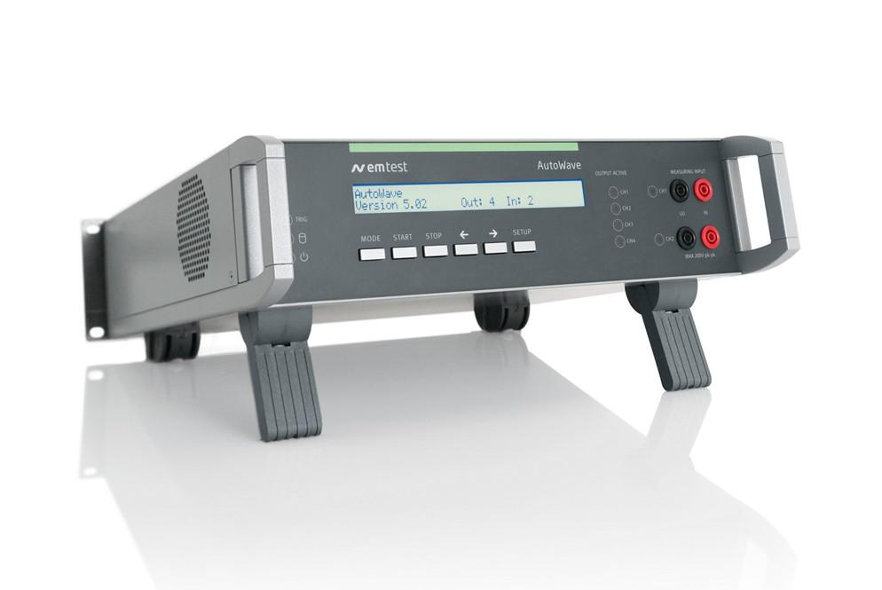 EM TEST AutoWave 车载供电系统波形记录发生模拟器