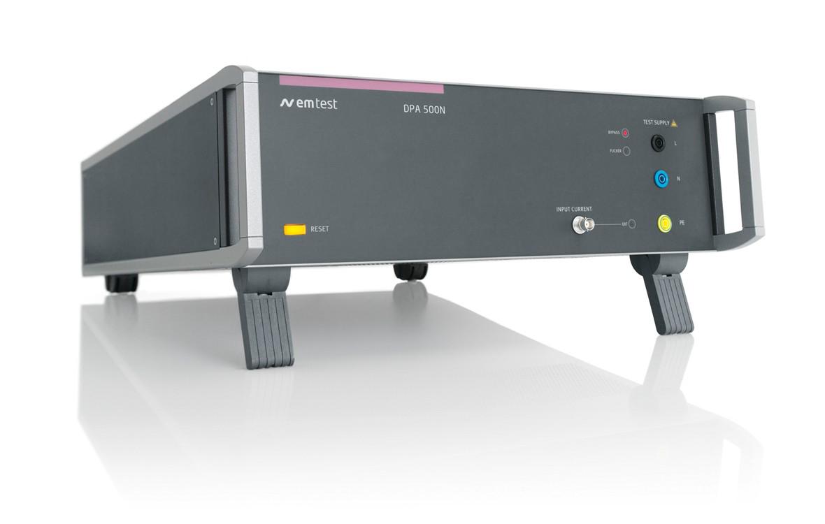 EM TEST DPA 500N 单相谐波闪烁分析仪