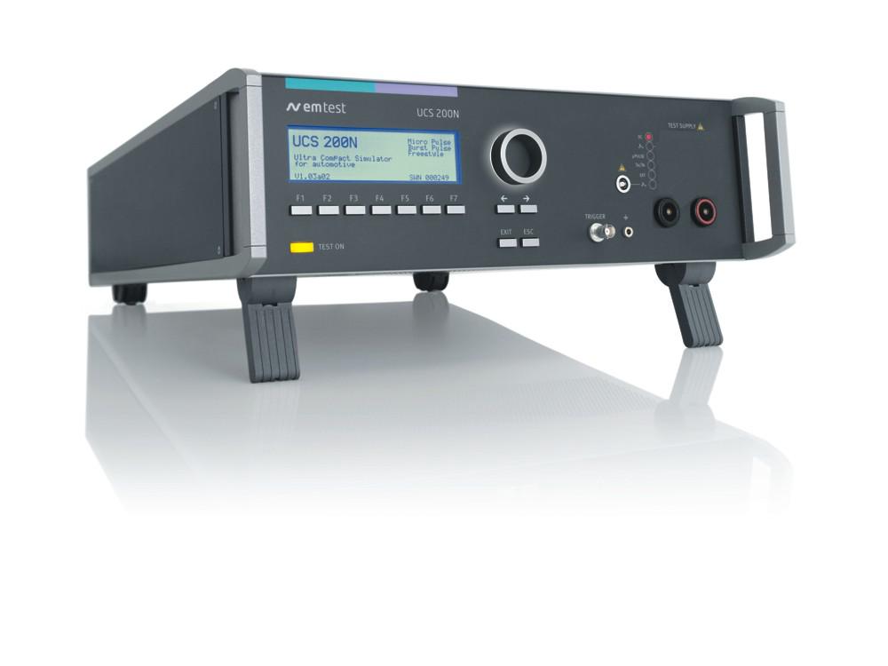 EM TEST UCS 200N 汽车用电子设备抗扰度测试设备