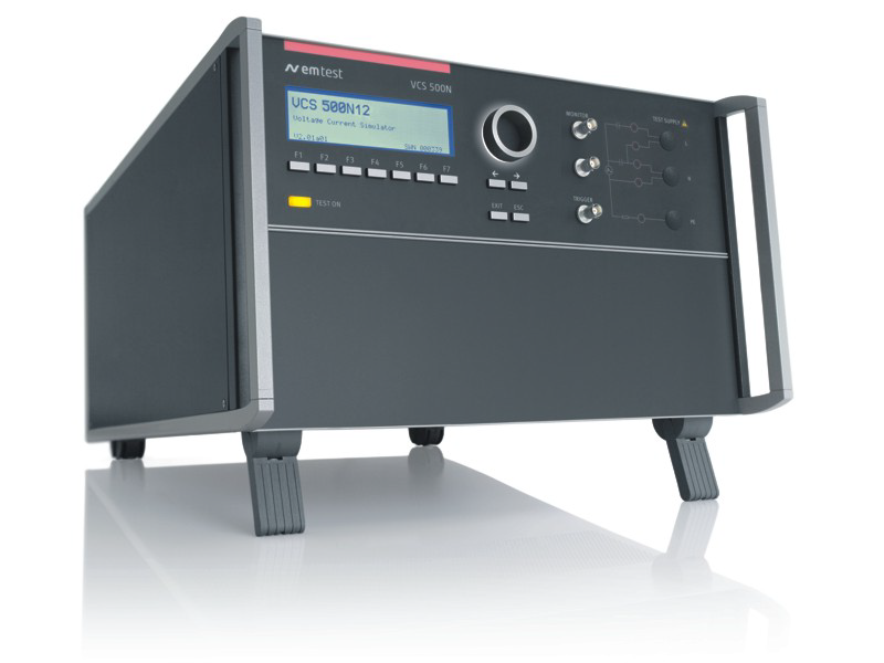EM TEST VCS 500N12 浪涌模拟器(雷击浪涌)