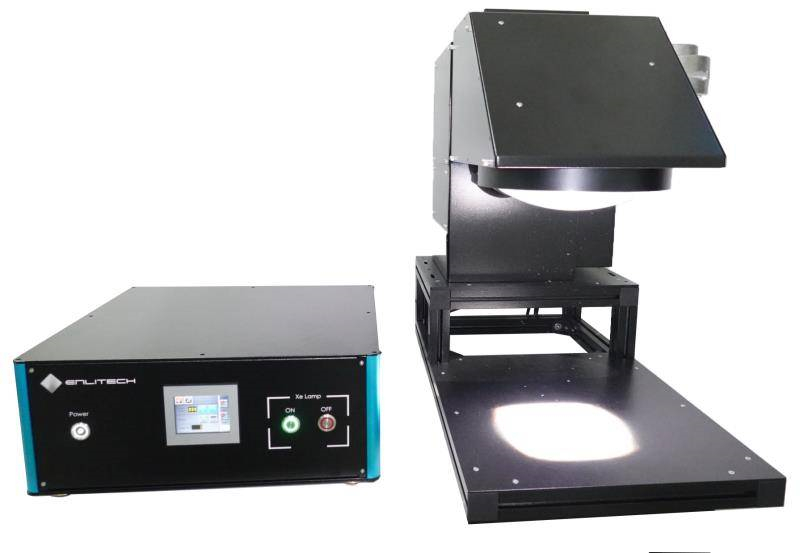 Enli SS-X180R-3A 太阳光模拟器
