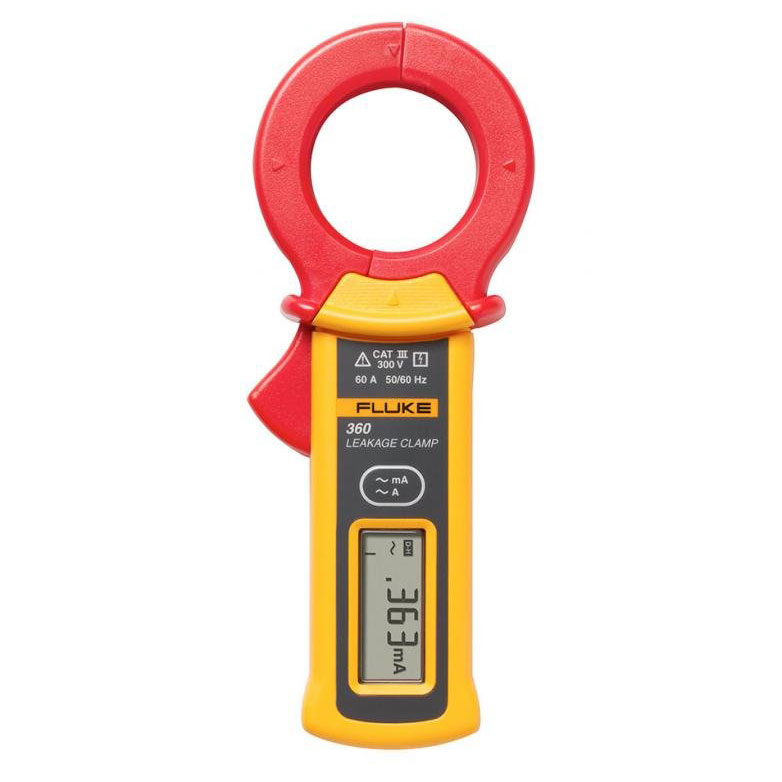 Fluke 360 漏电流钳表   漏电流测试仪