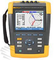 Fluke 437 II 400Hz 电能质量和能量分析仪