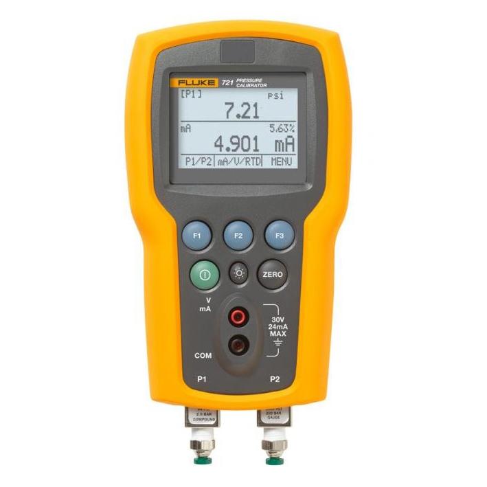 Fluke 721 精密压力校准器