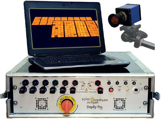 GMC DaySy Pro 1000 白天EL检测系统