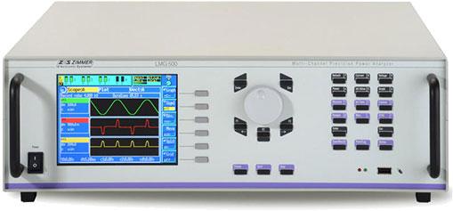 GMC LMG500 1到8通道高精度功率分析仪