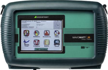 GMC MAVOWATT 20 三相电能及功率分析仪