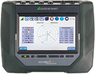 GMC MAVOWATT 230 电能质量分析仪