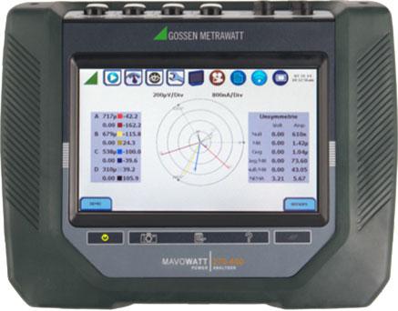 GMC MAVOWATT 270-400 电能质量分析仪