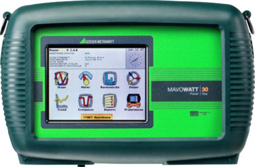 GMC MAVOWATT 30 三相电能及功率分析仪