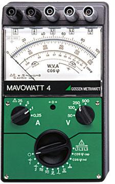 GMC MAVOWATT 4 多功能功率表