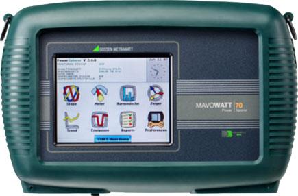 GMC MAVOWATT 70-400 三相电能及功率分析仪