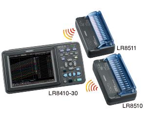 HIOKI LR8410-30 无线数据采集仪