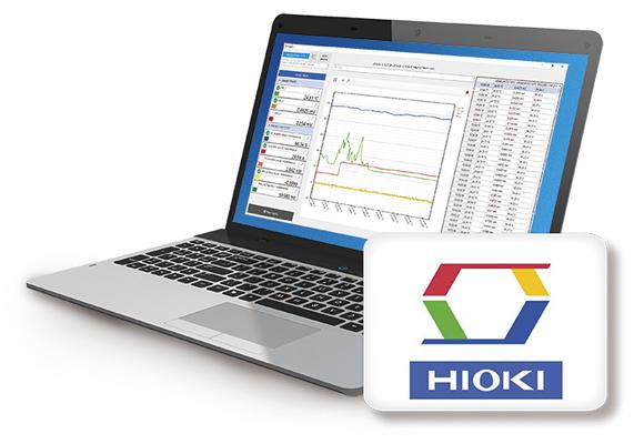 HIOKI GENNECT One SF4000 记录仪