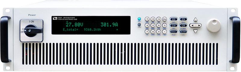 ITECH IT8300系列 能量回馈式直流电子负载