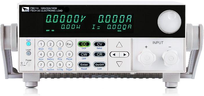 ITECH IT8500+系列 可编程电子负载