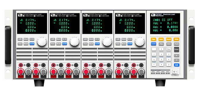 ITECH IT8700P系列 多路输入可编程直流电子负载