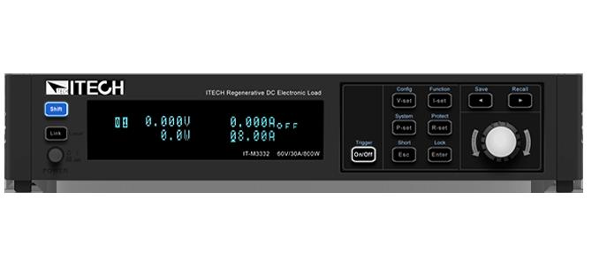 ITECH IT-M3300系列 回馈式直流电子负载