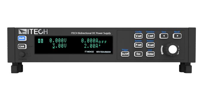 ITECH IT-M3400系列 双向可编程直流电源