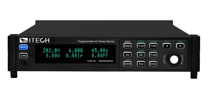 ITECH IT-M7700系列 高性能可编程交流电源