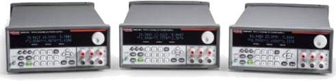 Keithley 2230G系列 大功率,3通道可编程电源