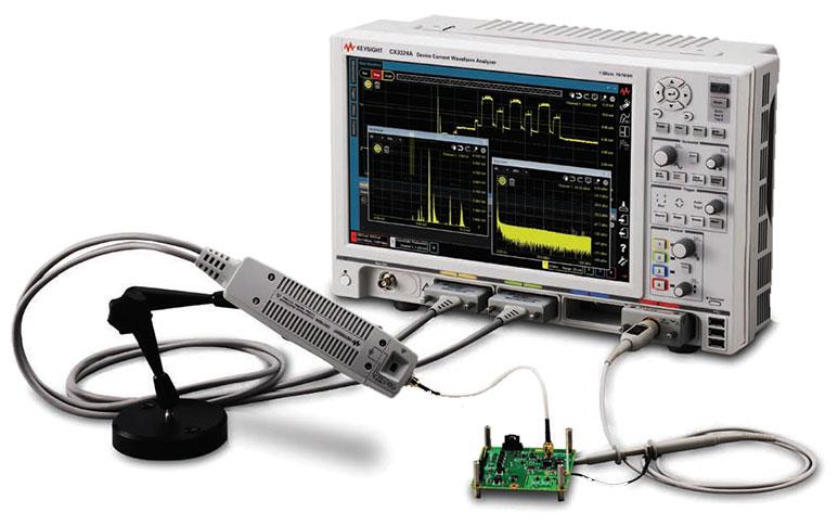 KEYSIGHT CX3300系列 器件电流波形分析仪