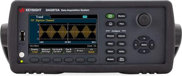 KEYSIGHT DAQ973A 数据采集系统