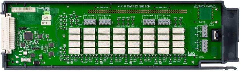 KEYSIGHT DAQM904A 适用于 DAQ970A 的 4 x 8 双线矩阵模块