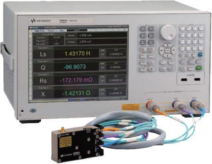 KEYSIGHT E4982A 射频LCR表,1MHz至3GHz