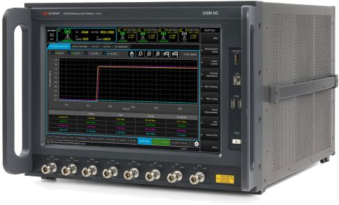 E7515B UXM 5G 无线测试平台