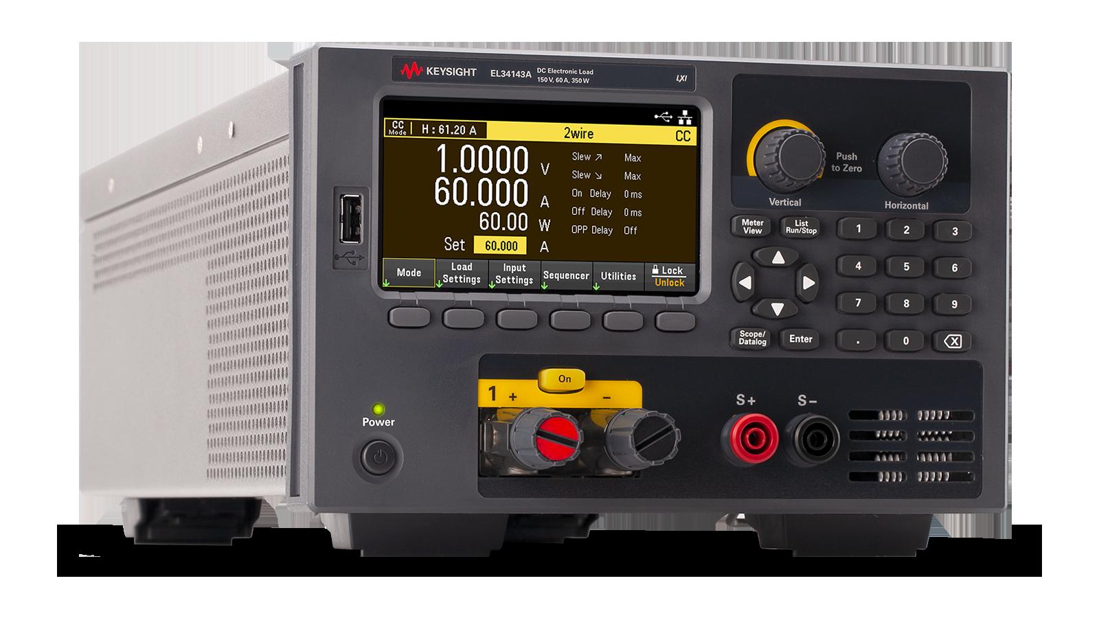 KEYSIGHT EL30000系列 台式电子负载