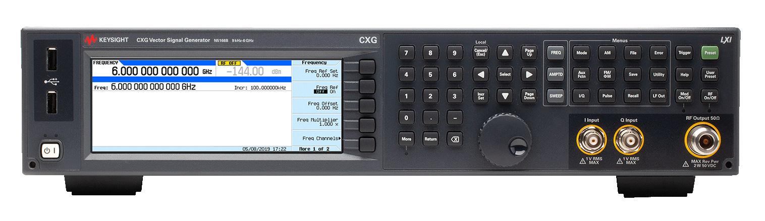 KEYSIGHT N5166B CXG 射频矢量信号发生器