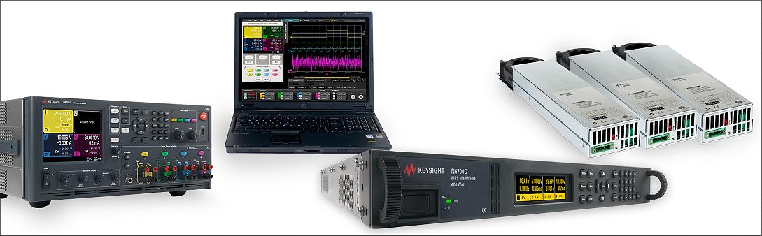 KEYSIGHT N6700系列 模块化电源系统(MPS)