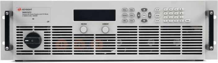 KEYSIGHT N8957APV 光伏阵列仿真器,1500 VDC,400 VAC