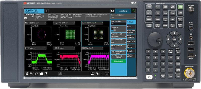 N9020B 频谱分析仪