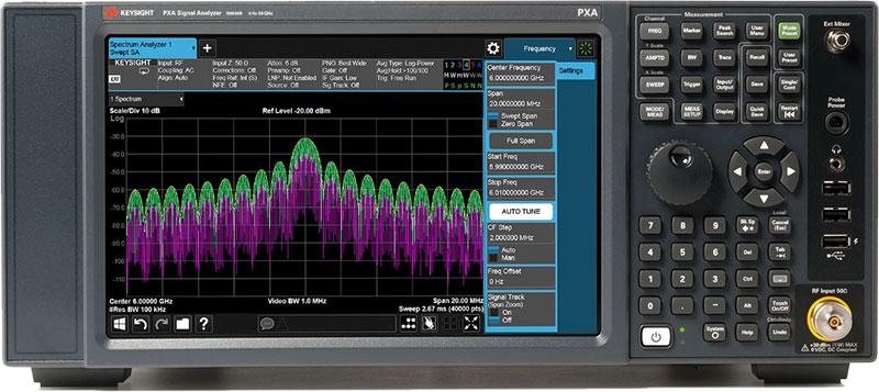 N9030B 频谱分析仪