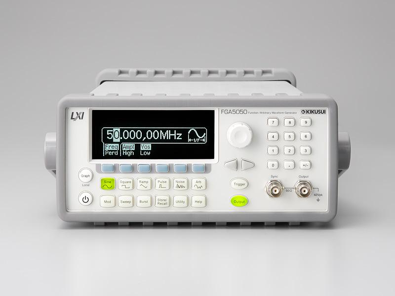 Kikusui FGA5050 函数/任意波形发生器(50MHz)