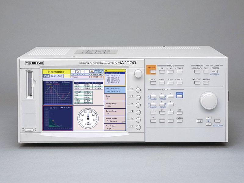 Kikusui KHA1000 高次谐波/闪变分析仪