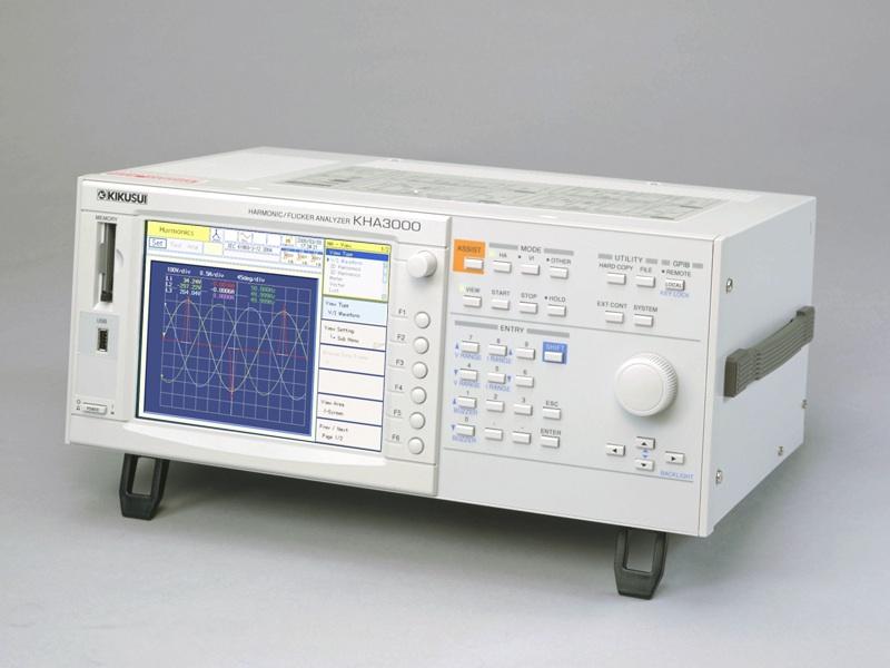 Kikusui KHA3000 高次谐波/闪变分析仪