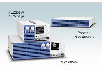 Kikusui PLZ-5W/5WZ系列 多功能直流电子负载装置 (CC/CV/CR/CP)
