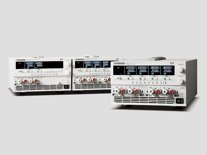 Kikusui PMX-Multi系列 小巧型多通道直流电源(CV/CC)