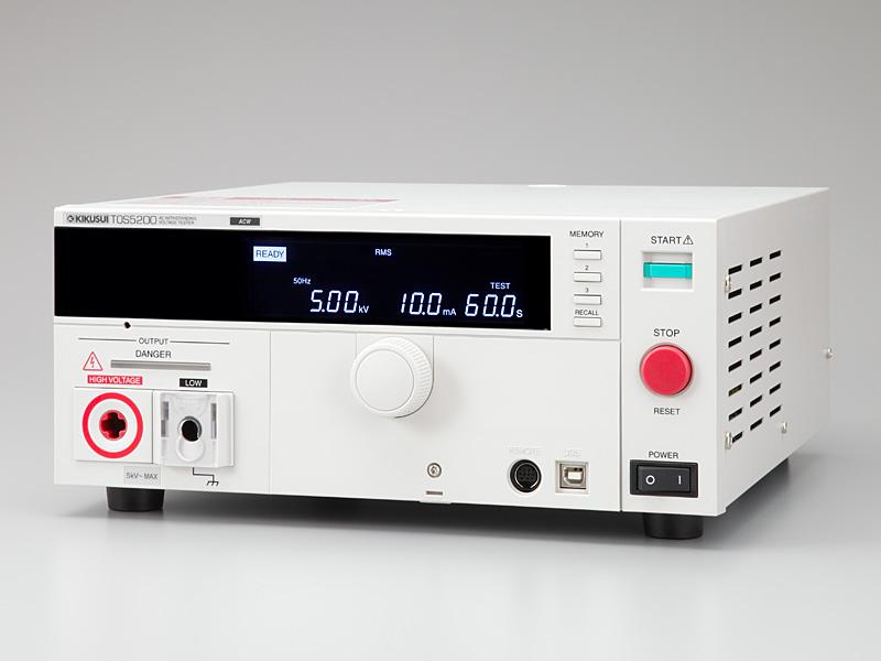Kikusui TOS5200 耐压测试仪[5kV AC]