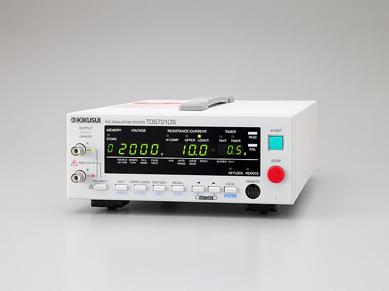 Kikusui TOS7210S PID绝缘测试仪(SPEC80776)