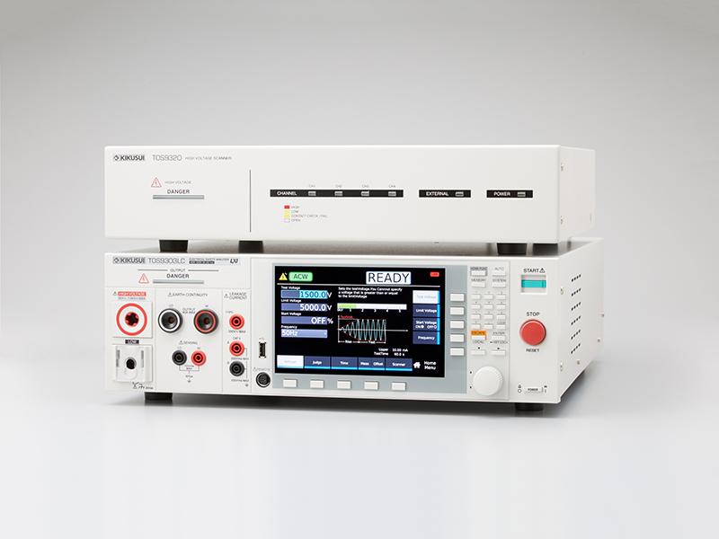 Kikusui TOS9300系列 电气安全标准测试多功能分析仪