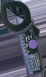 KYORITSU MODEL 2433 泄漏电流钳形表